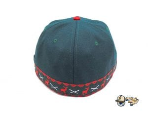 Justfitteds X-Mas Edition 2020 59Fifty Fitted Cap by Justfitteds x New Era Back