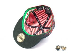 Justfitteds X-Mas Edition 2020 59Fifty Fitted Cap by Justfitteds x New Era Bottom