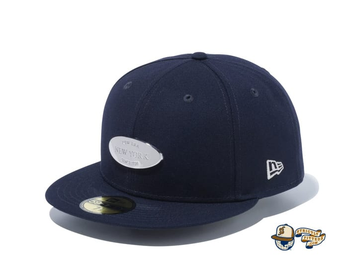 Metal Plate 59Fifty Fitted Cap by New Era