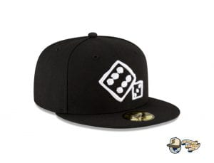 Monopoly 59Fifty Fitted Cap Collection by Monopoly x New Era Dice