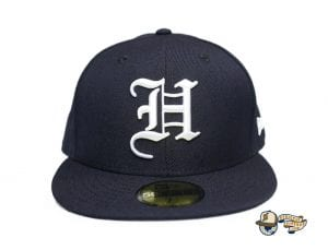 Pride Navy White 59Fifty Fitted Cap by Fitted Hawaii x New Era