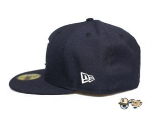 Pride Navy White 59Fifty Fitted Cap by Fitted Hawaii x New Era Left