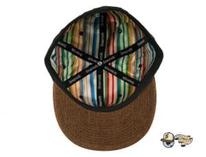 Removable Bear Skateboard Fitted Cap by Grassroots Bottom