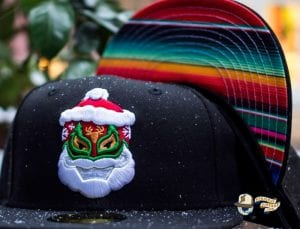 Santa Clause Logo 59Fifty Fitted Hat Collection by Brandiose x New Era