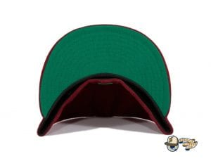 Santa Goose Island Bombers 59Fifty Fitted Hat by Dionic x New Era Undervisor