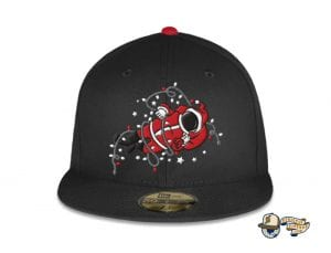 Santa Moonwalker 59Fifty Fitted Cap by The Capologists x New Era