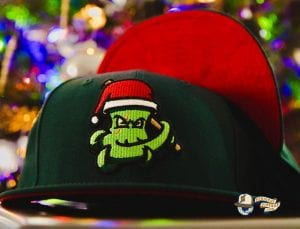 Santa OctoSlugger 59Fifty Fitted Hat by Dionic x New Era Undervisor