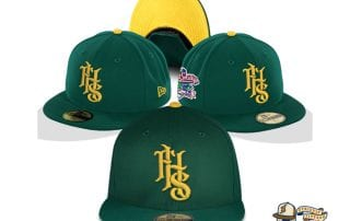 The Battle 59Fifty Fitted Cap by FHS x The Capologists x New Era
