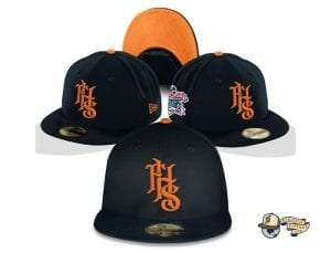 The Battle 59Fifty Fitted Cap by FHS x The Capologists x New Era Black