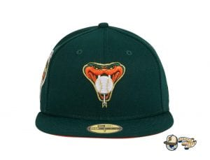 The Hurricanes Hat Club 59Fifty Fitted Hat Collection by MLB x New Era Diamondbacks