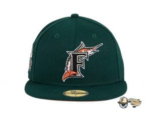 The Hurricanes Hat Club 59Fifty Fitted Hat Collection by MLB x New Era Marlins