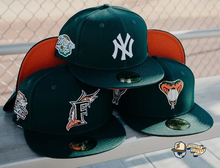 The Hurricanes Hat Club 59Fifty Fitted Hat Collection by MLB x New Era