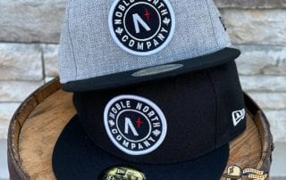 Classic Patch 59Fifty Fitted Cap by Noble North x New Era