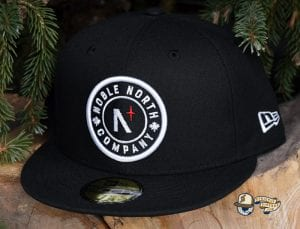 Classic Patch 59Fifty Fitted Cap by Noble North x New Era Front