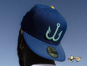 Fishermans Wharf 59Fifty Fitted Hat by Thrill SF x New Era