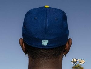 Fishermans Wharf 59Fifty Fitted Hat by Thrill SF x New Era Back