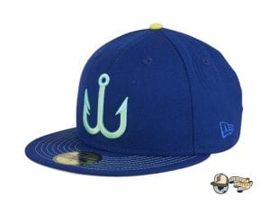 Fishermans Wharf 59Fifty Fitted Hat by Thrill SF x New Era Front