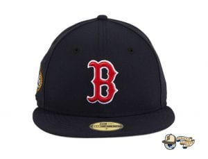 Hat Club Exclusive What If 2003 World Series Patch 59Fifty Fitted Hat Collection by MLB x New Era Black