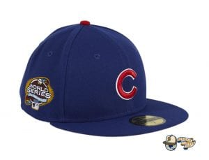 Hat Club Exclusive What If 2003 World Series Patch 59Fifty Fitted Hat Collection by MLB x New Era Chicago
