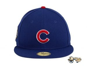 Hat Club Exclusive What If 2003 World Series Patch 59Fifty Fitted Hat Collection by MLB x New Era Front