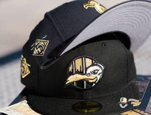 Jailbirds 5 Year Box Set 59Fifty Fitted Hat Collection by Thrill SF x New Era