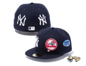 MLB All Over Hits 59Fifty Fitted Cap Collection by MLB x New Era