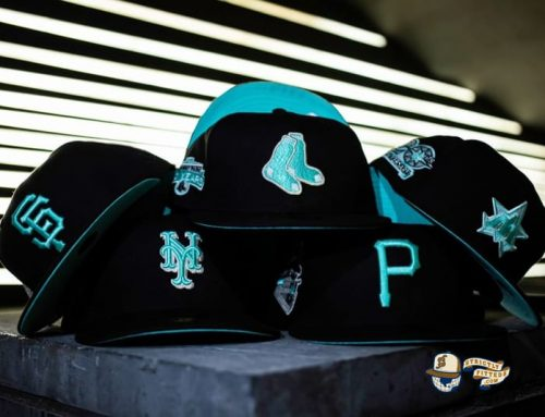 MLB Midnight Mint 59Fifty Fitted Hat Collection by MLB x New Era