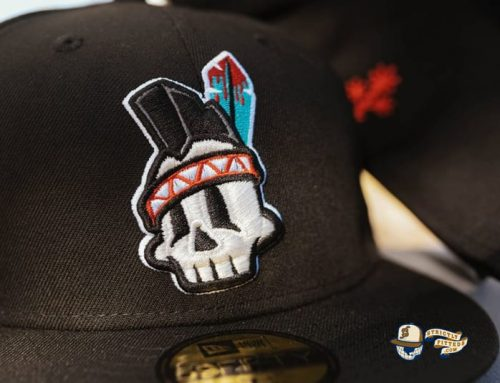 Native Skull 59Fifty Fitted Hat by Ink Park x New Era