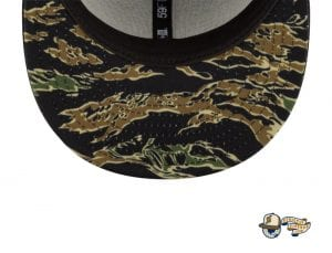 NBA Camo Panel 59Fifty Fitted Cap Collection by NBA x New Era Undervisor
