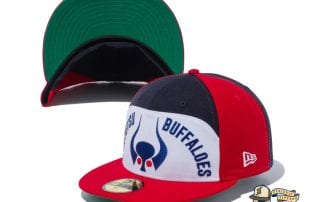 Osaka Kintetsu Buffaloes 1978 59Fifty Fitted Cap by NPB x New Era