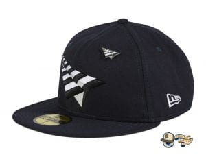 Paper Planes Original 59Fifty Fitted Hat Collection by Paper Planes x New Era Left
