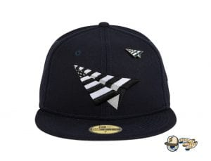 Paper Planes Original 59Fifty Fitted Hat Collection by Paper Planes x New Era Navy