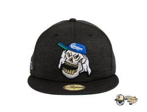 Skull Shadow Tech Black 59Fifty Fitted Hat by Dionic x Ill Bill x New Era