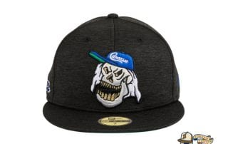 Skull Shadow Tech Black 59Fifty Fitted Hat by Dionic x Ill Bill x New Era