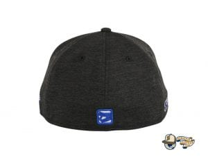 Skull Shadow Tech Black 59Fifty Fitted Hat by Dionic x Ill Bill x New Era Back
