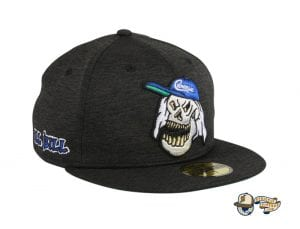 Skull Shadow Tech Black 59Fifty Fitted Hat by Dionic x Ill Bill x New Era Right
