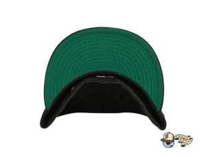 Skull Shadow Tech Black 59Fifty Fitted Hat by Dionic x Ill Bill x New Era Undervisor