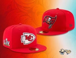 Super Bowl LV Side Patch 59Fifty Fitted Cap Collection by NFL x New Era