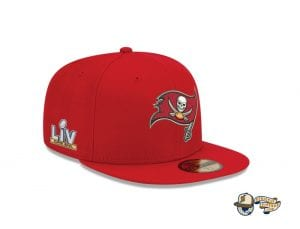 Super Bowl LV Side Patch 59Fifty Fitted Cap Collection by NFL x New Era Right