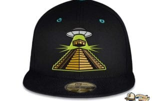 Temple Of The Sky Gods 59Fifty Fitted Cap By The Capologists x New Era