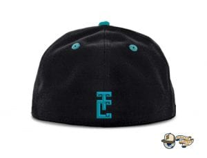 Temple Of The Sky Gods 59Fifty Fitted Cap By The Capologists x New Era Back