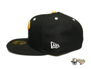 Vanguard Black Multi 59Fifty Fitted Cap by Fitted Hawaii x New Era Left