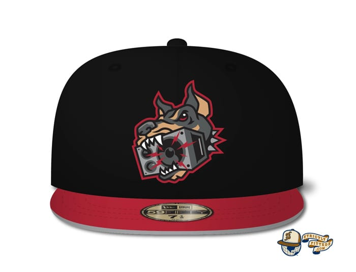 Woofers 59Fifty Fitted Cap by The Clink Room x New Era