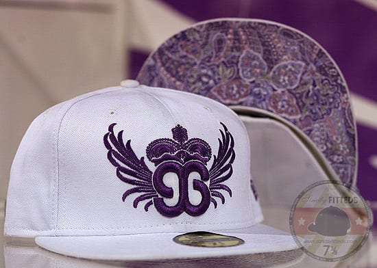 Wings N Things Fitted Cap by 9Grand x New Era Front