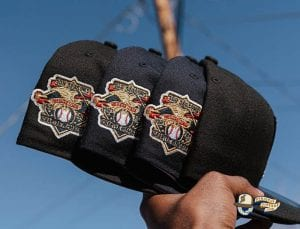 AL Charter Member 59Fifty Fitted Hat Collection by MLB x New Era Side
