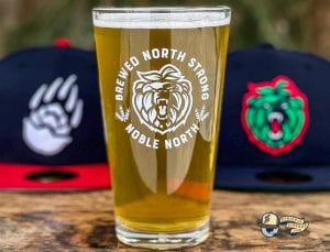 Bear Hops 59Fifty Fitted Cap Collection by Noble North x New Era