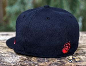 Bear Hops 59Fifty Fitted Cap Collection by Noble North x New Era Back