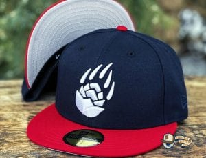 Bear Hops 59Fifty Fitted Cap Collection by Noble North x New Era Claw