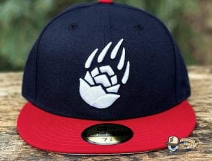 Bear Hops 59Fifty Fitted Cap Collection by Noble North x New Era Front