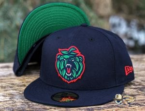 Bear Hops 59Fifty Fitted Cap Collection by Noble North x New Era Left